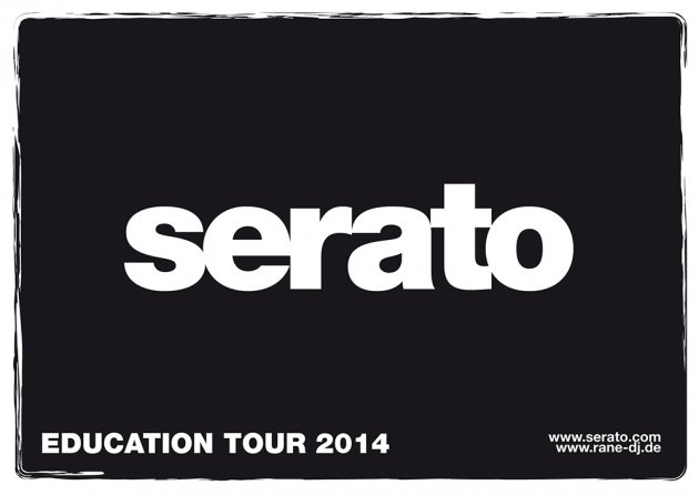 Serato Education Tour 2014